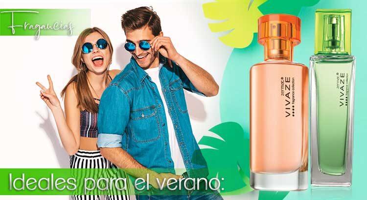 Perfumes-verano-dama-caballero