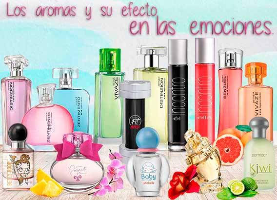 aromas - emociones